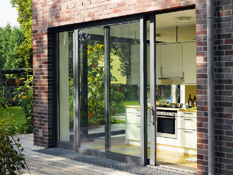 sfg architectural schuco ass 70 hi aluminium sliding doors. Black Bedroom Furniture Sets. Home Design Ideas